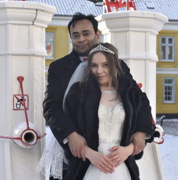 global express wedding get married in Denmark